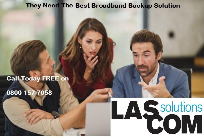 Best Broadband Backup Solution