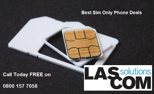 Best Sim Only Phone Deals 2021